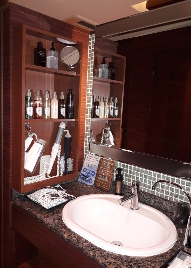 bagno love hotel giappone