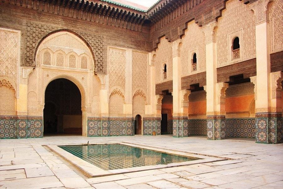Ben Youssef Madrasa marrakech