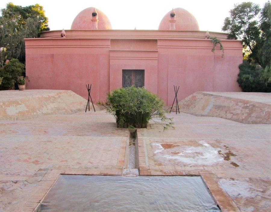 marrakech Palais Rhoul hammam Spa
