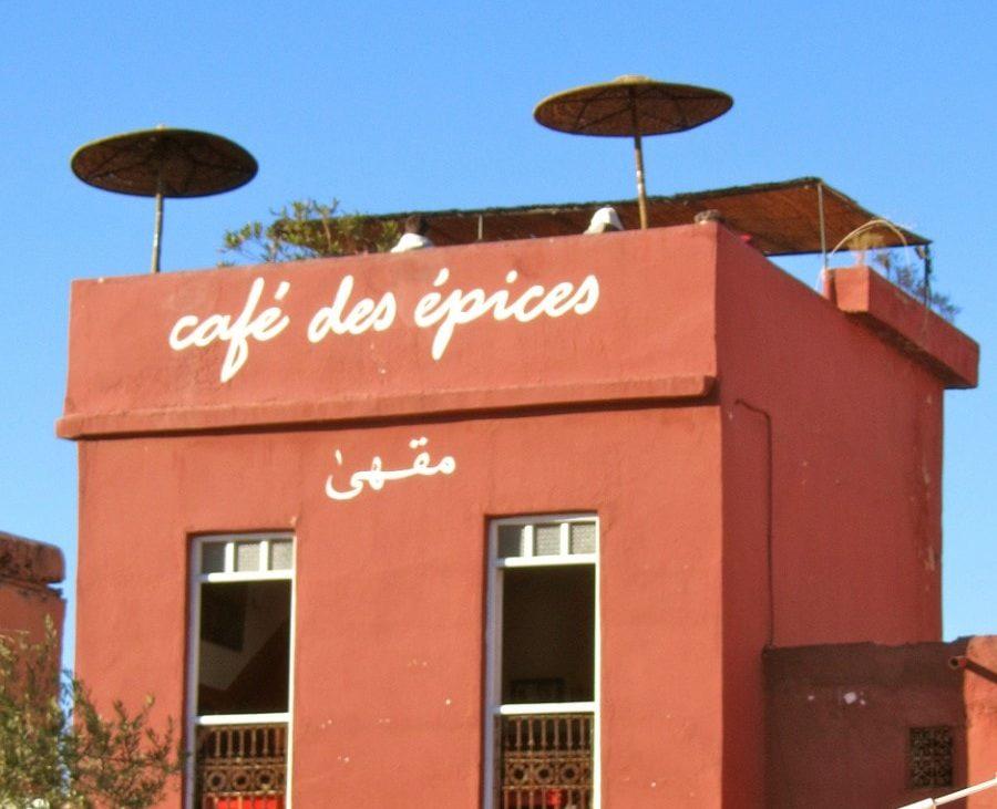 marrakech Café des Épices