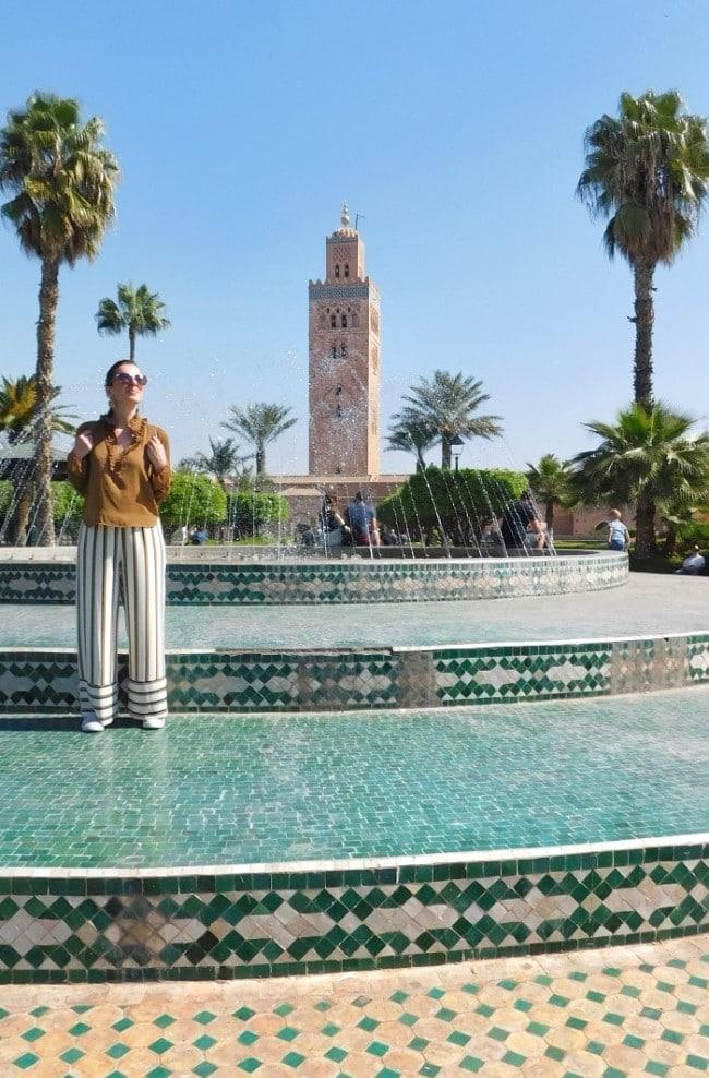 Marrakech Parc Lalla Hasna