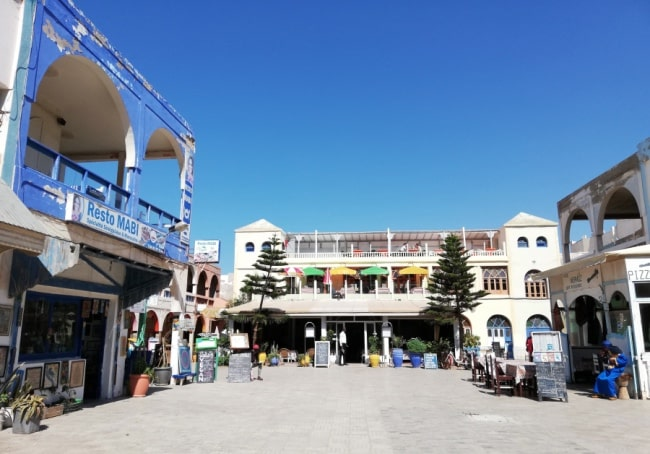 medina essaouira marocco