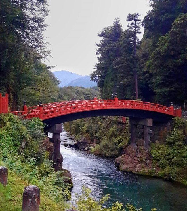 ponte nikko giappone