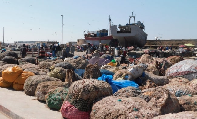 porto essaouira marocco
