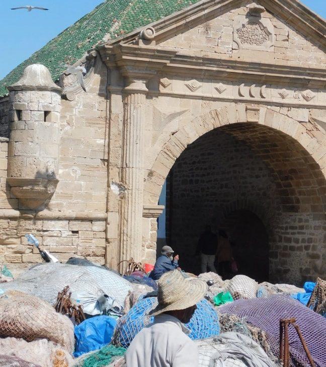 Porta della Marina essaouira marocco
