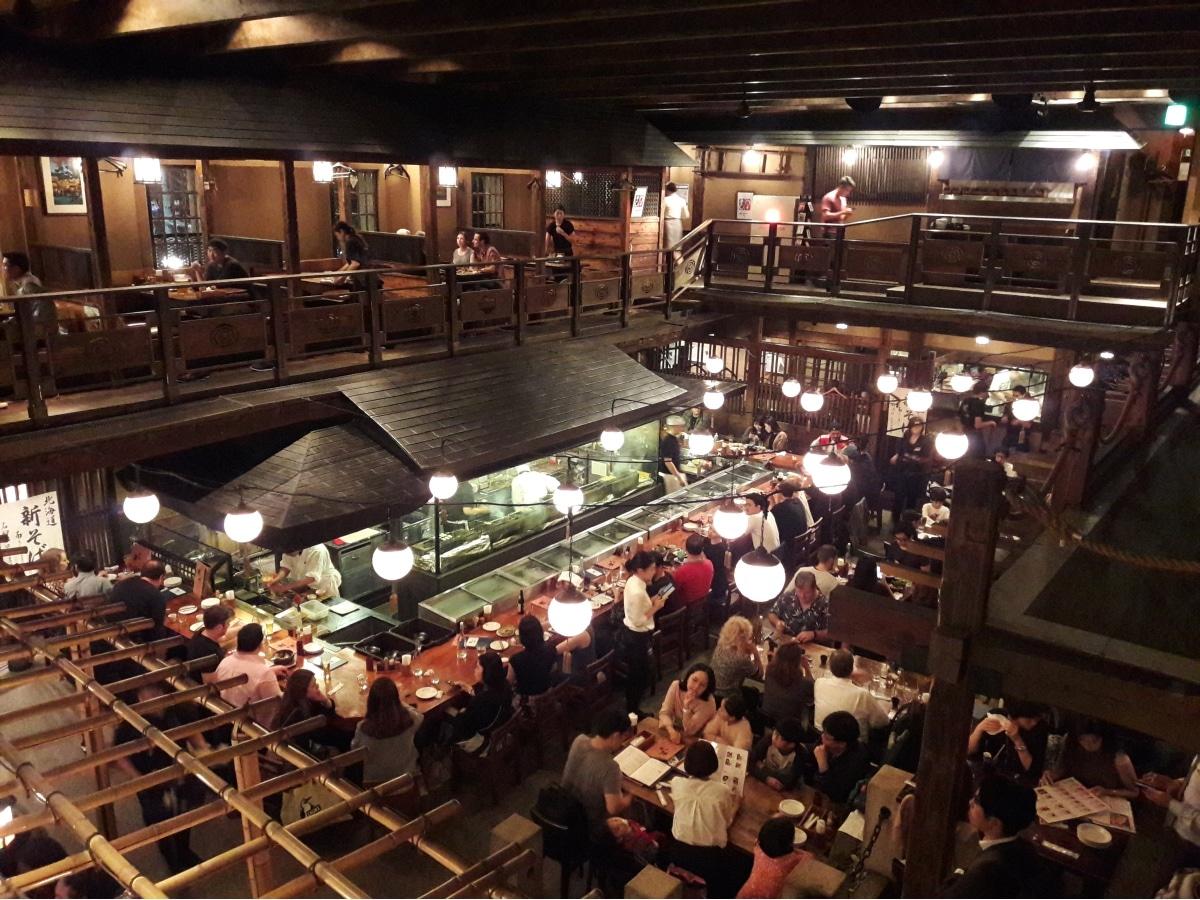 ristorante Kill Bill