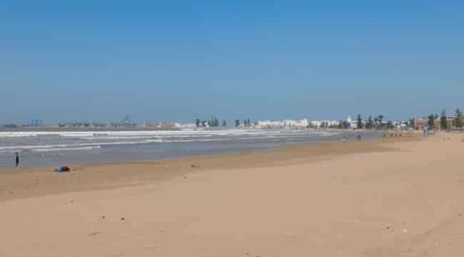spiaggia essaouira marocco