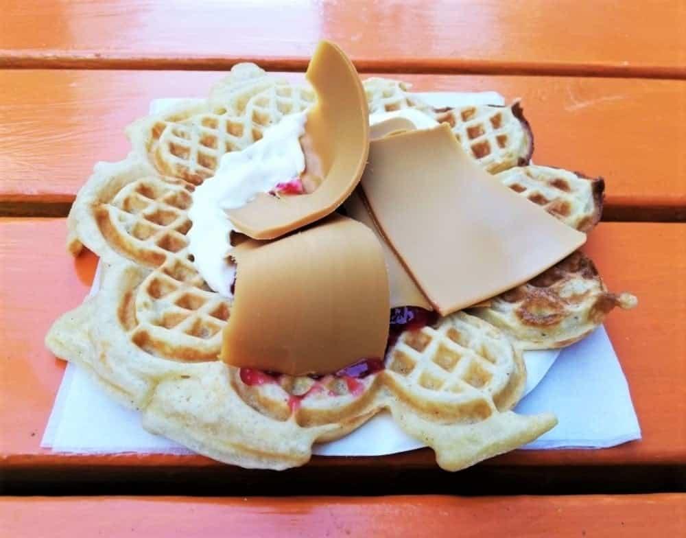 waffle norvegesi