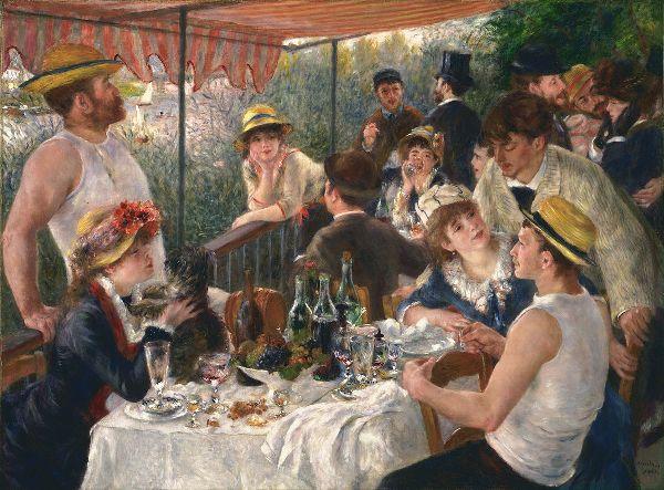 La colazione dei canottieri Renoir
