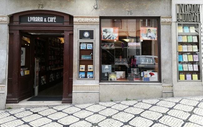 Livraria Bertrand Lisbona