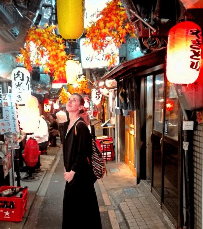 Omoide Yokocho Tokyo