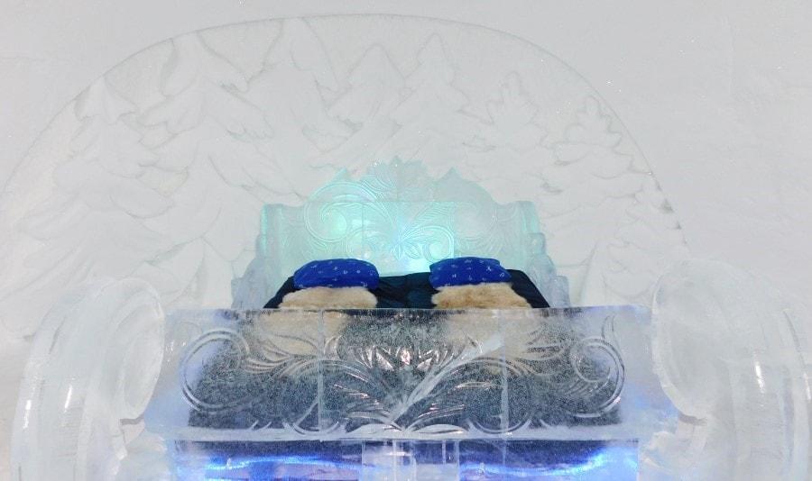 hotel di ghiaccio norvegia