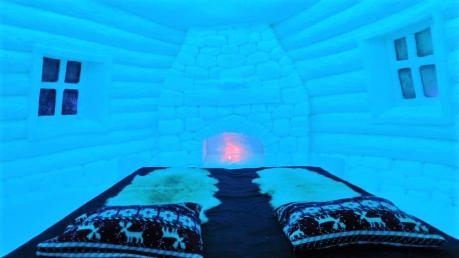 hotel di ghiaccio kirkenes