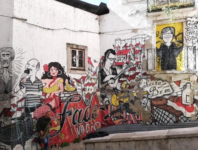 murales fado