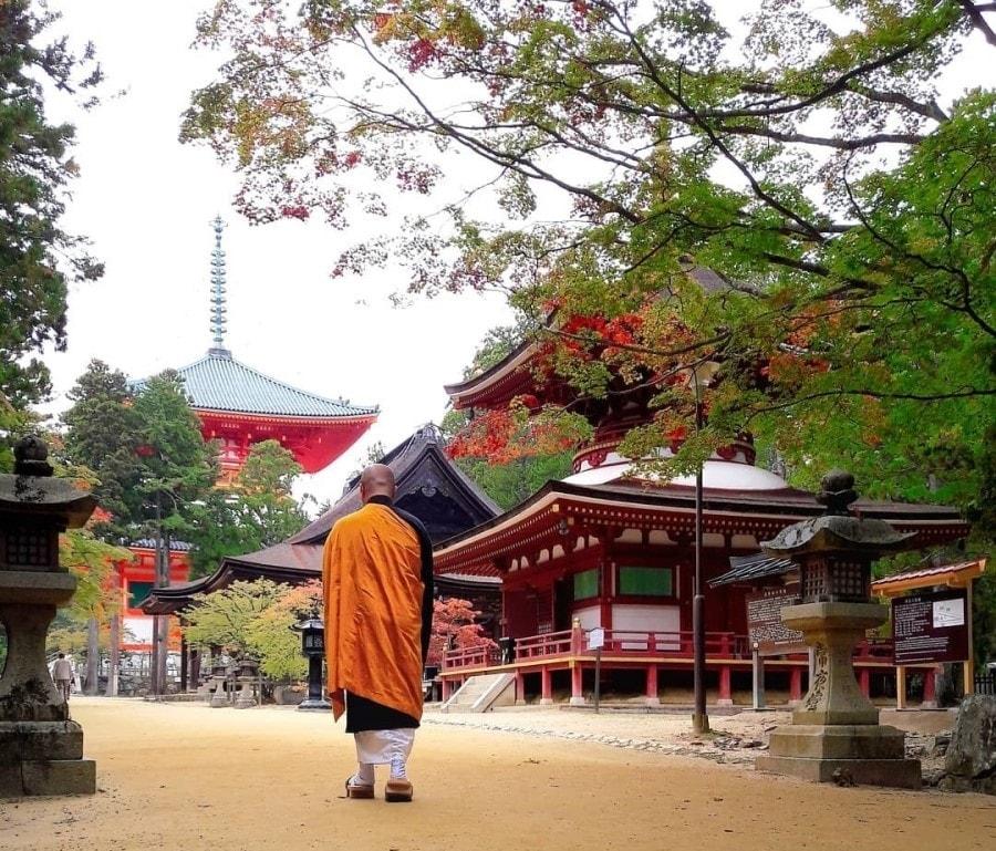 Koyasan Giappone