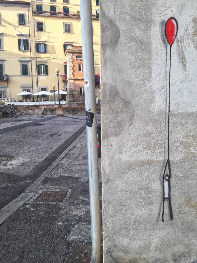 Exit Enter a Livorno