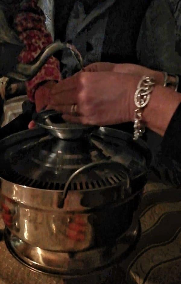 lavarsi le mani marocco