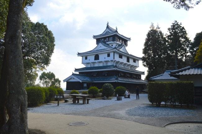 Iwakuni castello