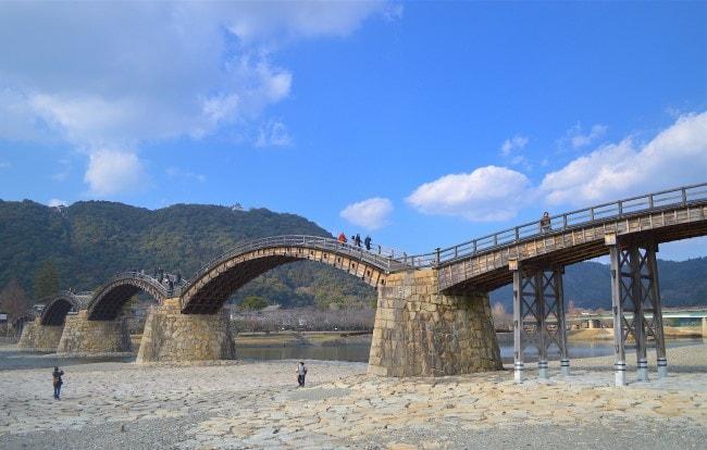 Iwakuni ponte Kintaikyo