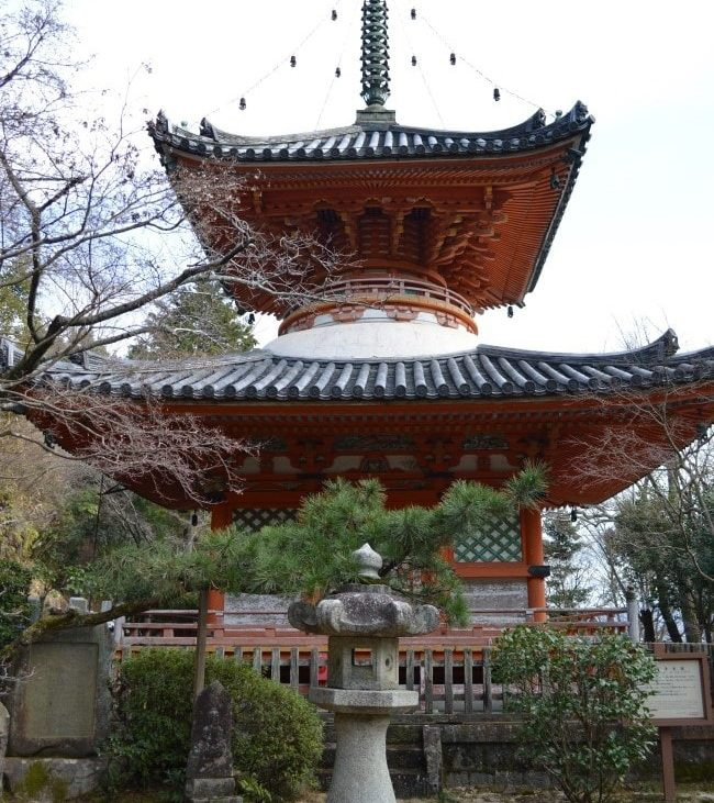 Tempio Mitaki Dera Hiroshima