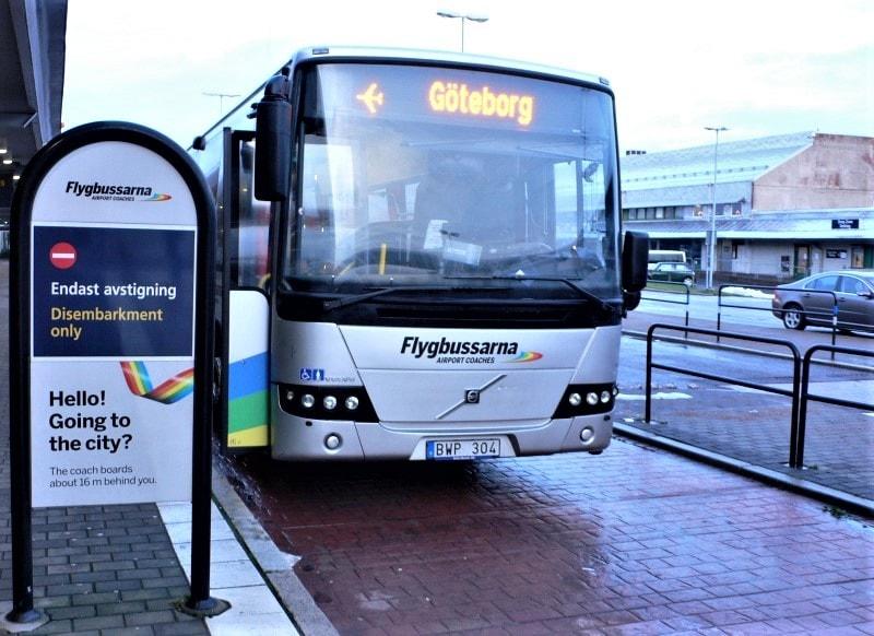 flygbussarna goteborg