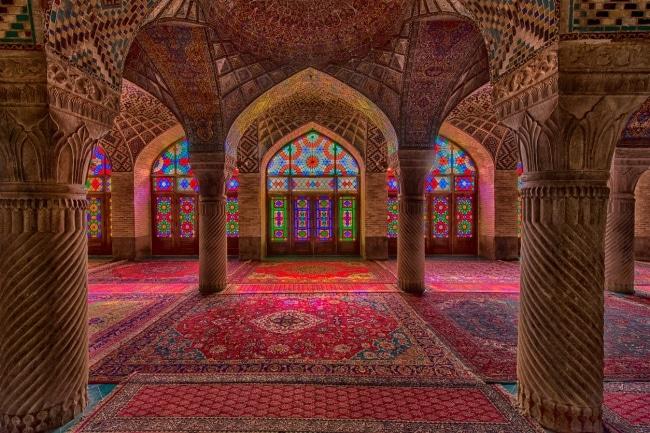 cosa vedere in Iran