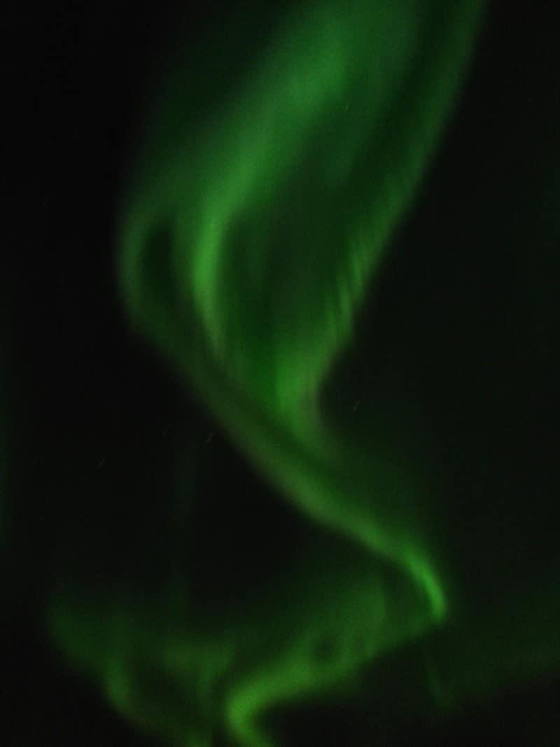 aurora boreale Inari Finlandia