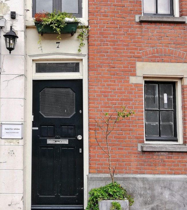 casa più stretta di amsterdam