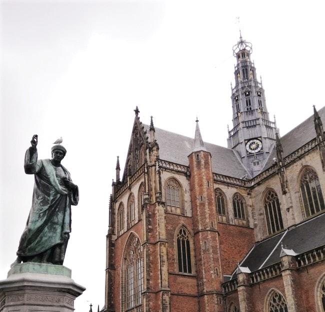 chiesa san bavone haarlem