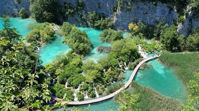 laghi plitvice croazia