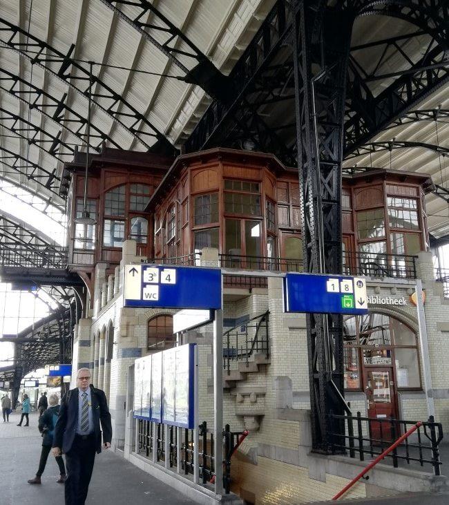 stazione haarlem