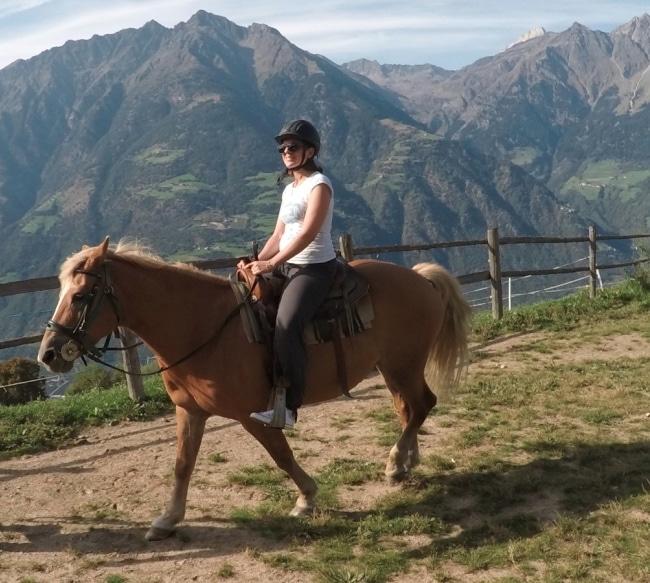 escursioni a cavallo alto adige