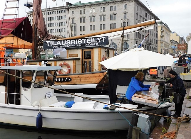 Helsinki cosa vedere