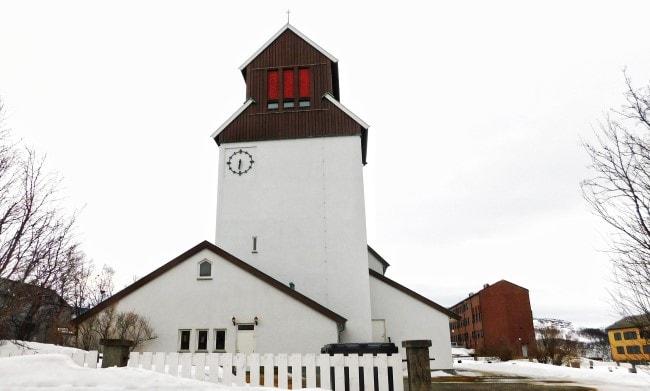 kirkenes chiesa