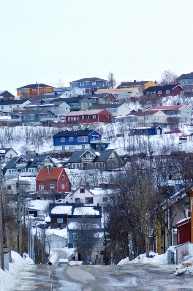 kirkenes norvegia