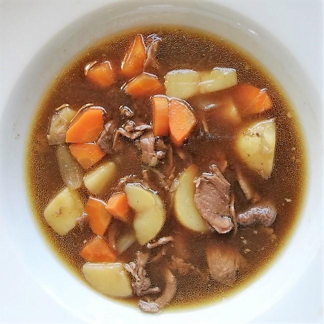 Zuppa di renna