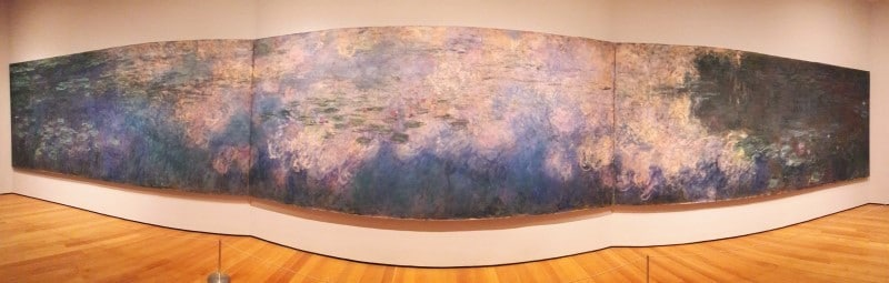 moma new york opere Monet