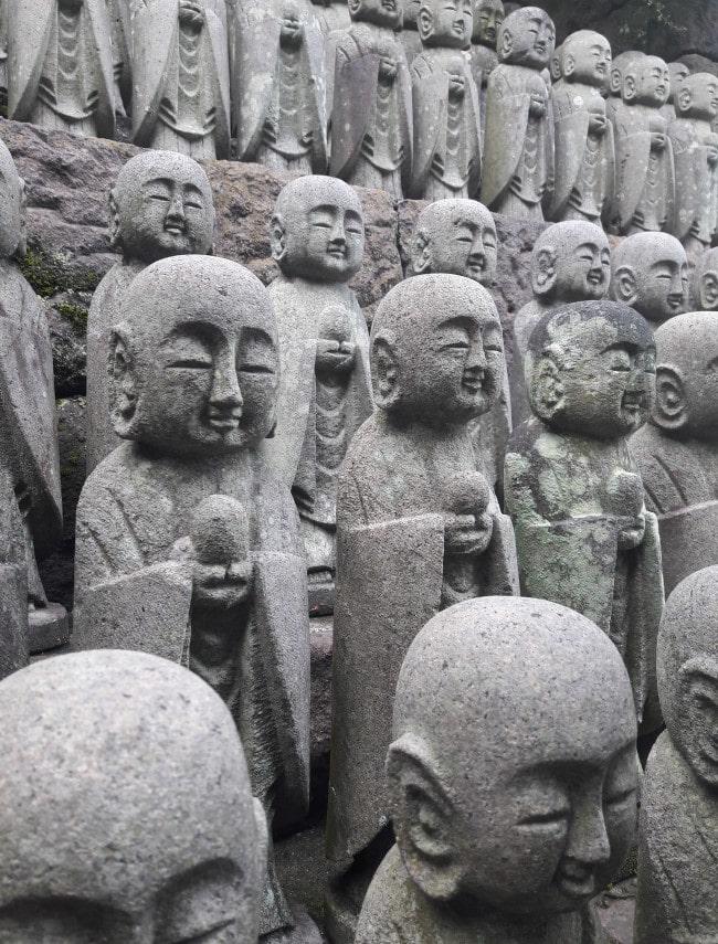 Jizo giappone