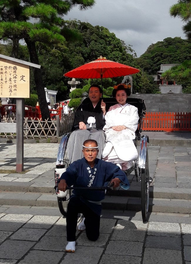 matrimonio shintoista