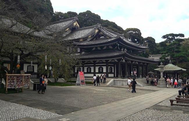 tempio Hasedera Kamakura Giappone