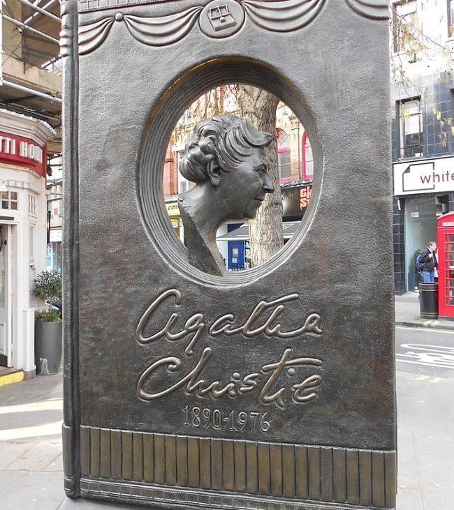 Agatha Christie Memorial Londra