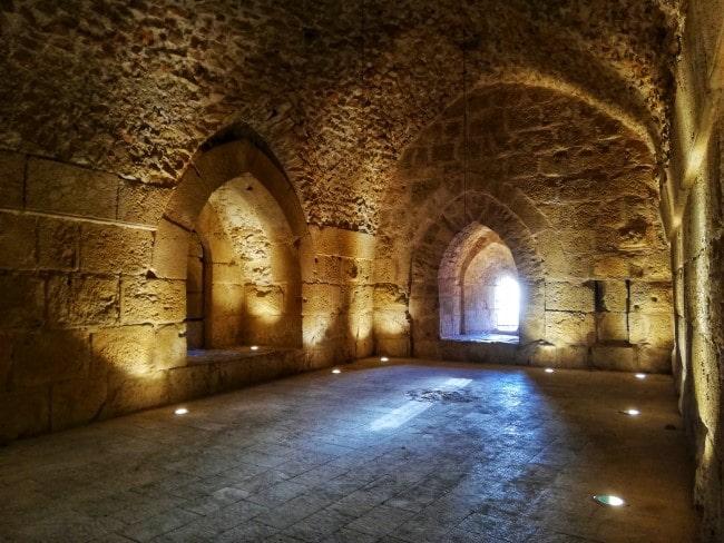 Castello di Ajlun Giordania