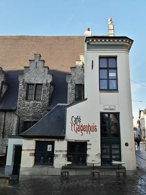 Café Galgenhuis gent
