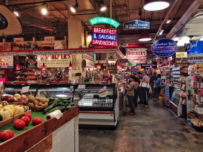 Philadelphia terminal market