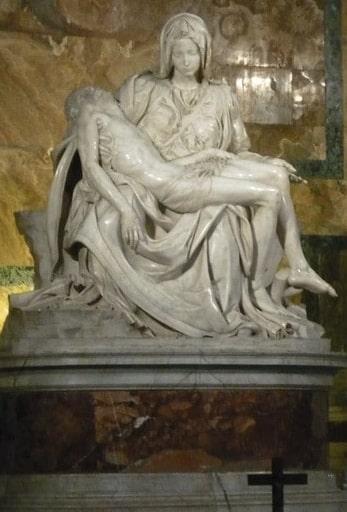 Pietà di Michelangelo Roma