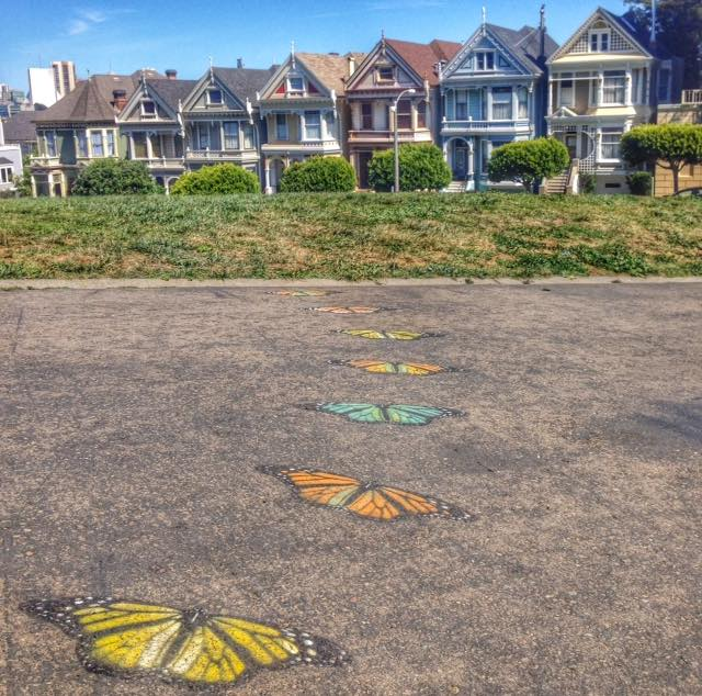 Alamo Square Painted Ladies san francisco