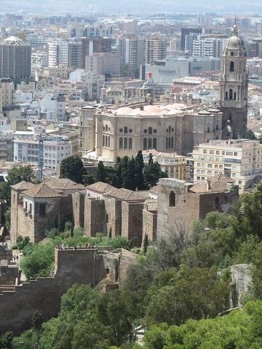 Catedral de la Encarnación malaga