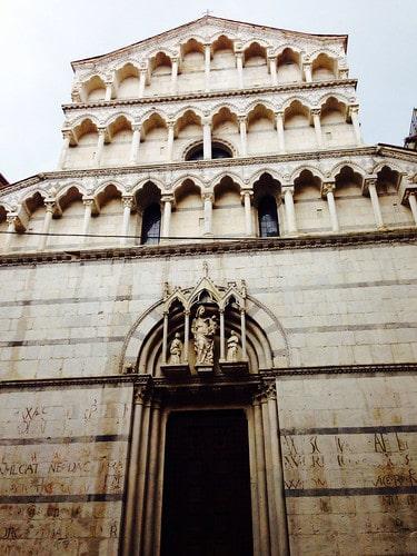 Chiesa di San Michele in Borgo pisa