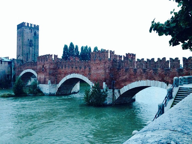 Ponte Scaligero verona