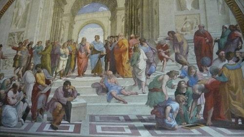 Sale di Raffaello musei vaticani